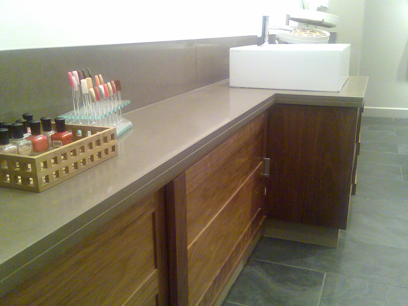 Marble Worksurface