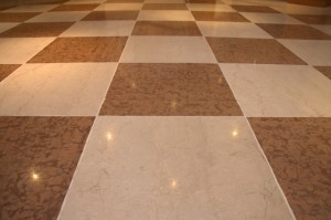 Hilton Floor Marble Refurbishment